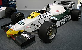 Williams FW09 Honda Collection Hall.jpg