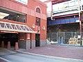Wilmington DE Station; Car & Bicycle Parking Garage.JPG