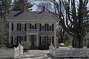 Thomas Ayer House