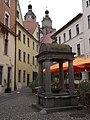 Wittenberg - Brunnen in der Altstadt (Fountain in the Old Town) - geo.hlipp.de - 28206.jpg