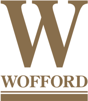 1940 Wofford Terriers football team - Image: Wofford Monogram