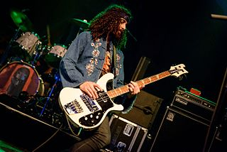 Ian Peres Australian rock musician.