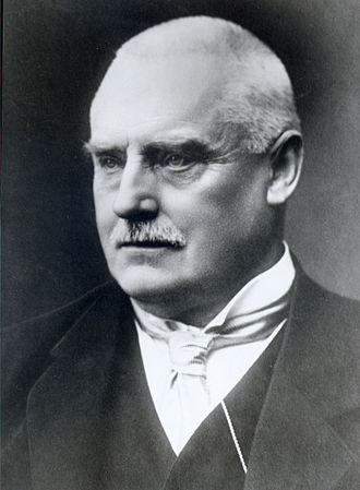 Wollert Konow (Prime Minister of Norway) - Image: Wollert Konow (SB), Stortinget