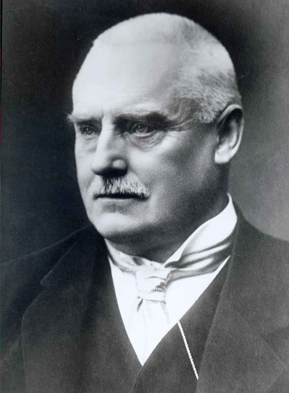 Wollert Konow (SB), Stortinget