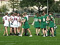 Women's lacrosse, William & Mary at Stanford 2009-03-08 2.JPG