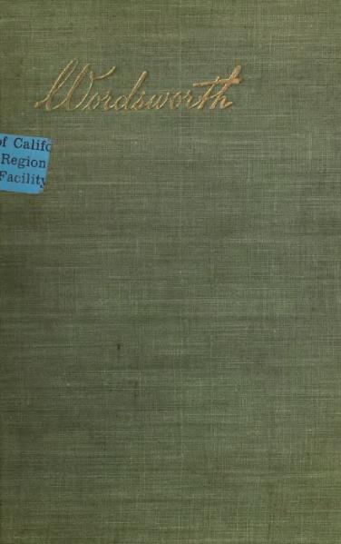 File:Wordsworth - The Complete works, 19--?.djvu