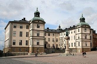 Wrangel Palace - Image: Wrangelska palatset