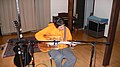 Wrong Side of Dawn acoustic guitar recording 2008-12-28 - Strumming with flash (by Nelson Pavlosky).jpg