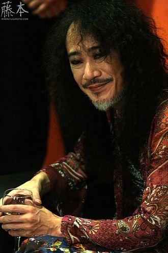 Pata (musician) - Pata in 2011