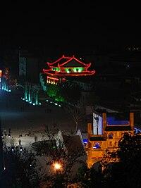 Xiuning-Zhuangyuan-Square-night.jpg