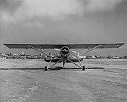 YO-51 on ground