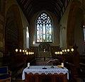 Y Santes Fair, Dinbych; St Mary's Church Grade II* - Denbigh, Denbighshire, Wales 23.jpg