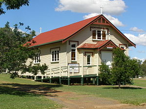 Yarraman, Queensland - Our Lady of Dolours Roman Catholic church in Yarraman
