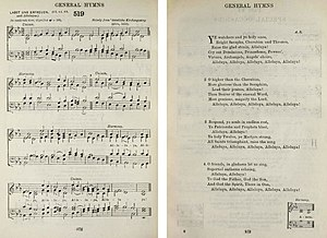 Ye Watchers and Ye Holy Ones - Original publication: English Hymnal, 1906