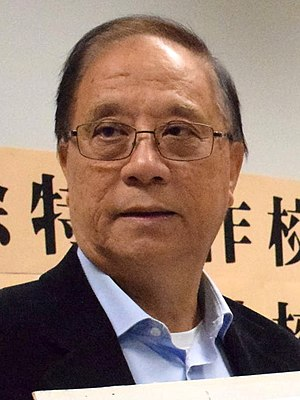 Democratic Party (Hong Kong) - Image: Yeung Sum in 2015