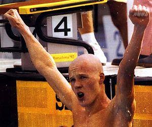 Yevgeny Sadovyi - Yevgeny Sadovyi at the 1992 Summer Olympics