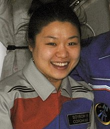 Yi So-yeon at ISS 08Apr17 (NASA-ISS016-E-036365).JPG