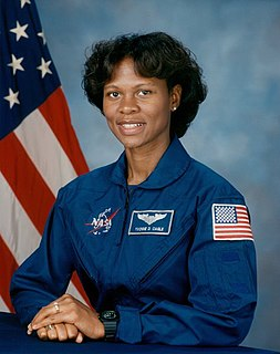 Yvonne Cagle African American astronaut