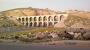 Z Ottoman Ten arches Amman 2