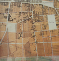 Zagreb Karte 1865 Unterstadt Ausschnitt.png