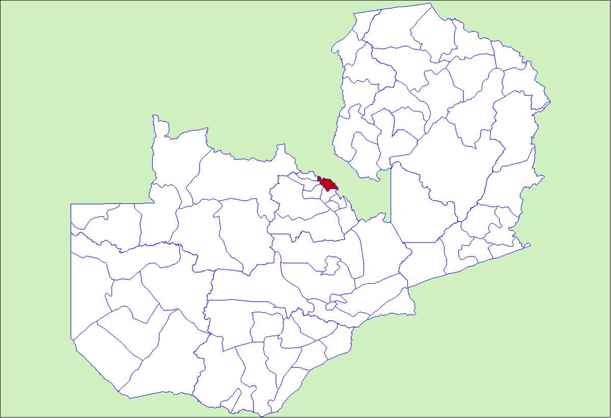 Mufulira District Wikipedia