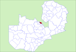 Zambia Mufulira District.png