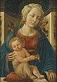 Zanobi Machiavelli - la Madonna col bambino.jpg