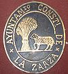 Official seal of Zarza de Granadilla, Spain