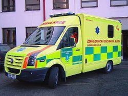 Ambulansetjeneste Wikipedia