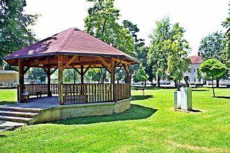 Otočac - Park in Otočac