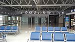 Zhangjiakou Ningyuan Airport-waiting room 2.jpg