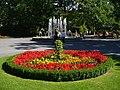Zoo Berlin - Blumenbeet (Flower Bed) - geo.hlipp.de - 40691.jpg