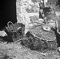 """""""Kofa""""- koš za sadje in košara zraven, Topolovec 1950.jpg"""