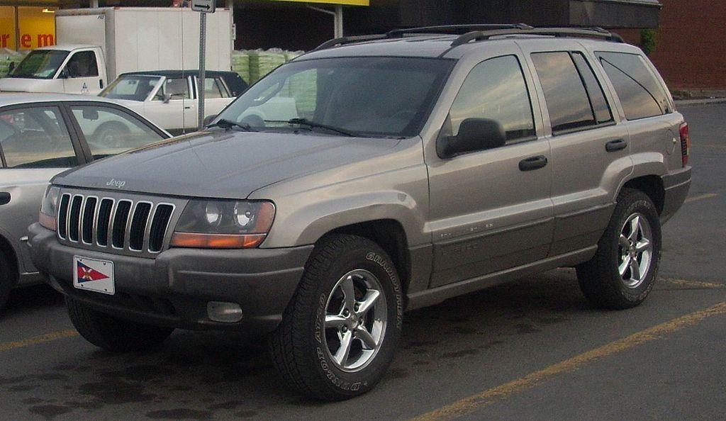 99 Jeep Laredo >> File:'99-'03 Jeep Grand Cherokee Laredo.JPG - Wikimedia Commons