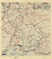 (July 16, 1945), HQ Twelfth Army Group situation map. LOC 2004629209.tif