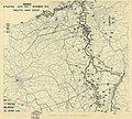 (November 1, 1944), HQ Twelfth Army Group situation map. LOC 2004630242.jpg