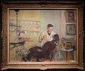 Édouard vuillard, il dottor georges viau nel suo gabinetto dentistico (george viau che cura annette roussel), 1914, 01.JPG