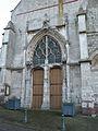 Église Notre-Dame de l'Annonciation d'Allonne ext 6.JPG