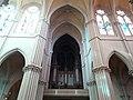 Église de la Rédemption - Ancien orgue dans la tribune.jpg