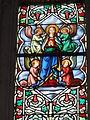Étréaupont (Aisne) église Saint-Martin, vitrail 10.JPG