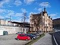 Ústí nad Labem, Přístavní, K Můstku 2, hlavní nádraží.jpg