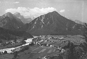 Čezsoča - Image: Čezsoča