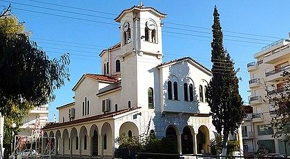 Ο Επιβλητικός Ιερός Ναός Αγίου Ιωάννου του Προδρόμου, Πολιούχου του Γέρακα
