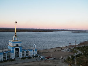 Khabarovsky District - View of Amur River