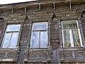 Владимирская обл., Владимир, Летне-Перевозинская улица, 22, жилой дом. Отделка 2-го (деревянного) этажа.jpg