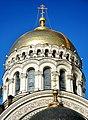Войсковой Вознесенский кафедральный собор - купол.JPG