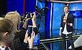 В студии телеканала Россия 1.2.jpg