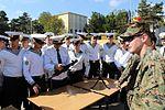 В українських ВМС після 7-річної перерви відновлено катерну практику майбутніх офіцерів із заходами до іноземних портів (29832901250).jpg