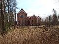 Главный дом усадьба Утешение, Кингисеппский район.JPG