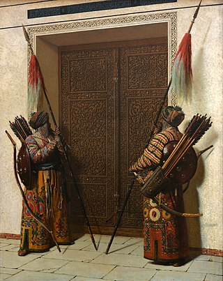 Двери Тимура (Тамерлана), 1872